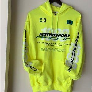 PacSun Motosport Racing Hoodie